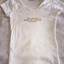 Tenue 7 : tee shirt de mes 1ers salons érotiques à dédicacer VENDU