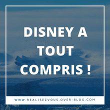 Disney a tout compris !