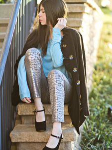 """ StyleMint #1 "" in Tiffany Blue"