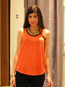 H&M Orange Crush
