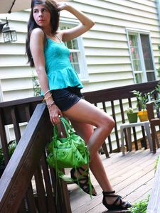 Aeropostale Summer Outfit