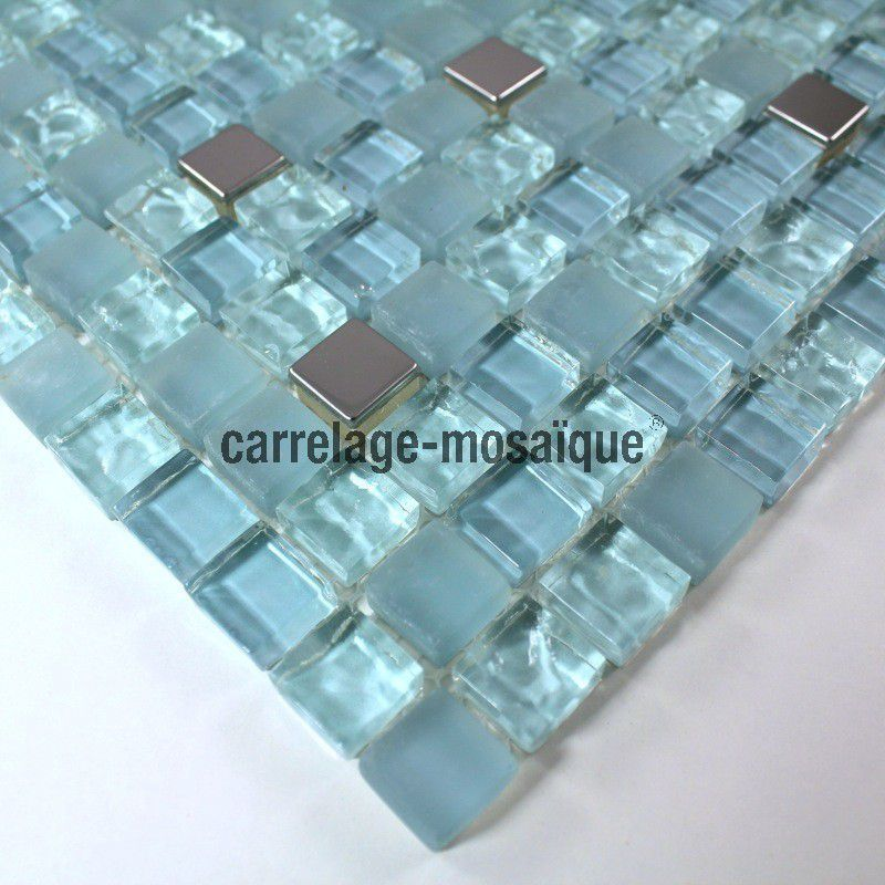 Mosaique Harris Bleu salle de bain - mosaiques-salledebain ...