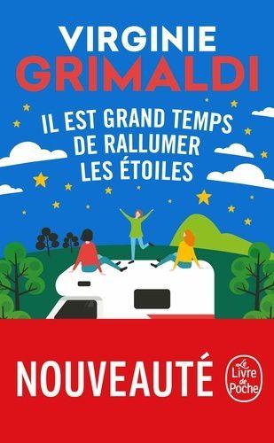 Virginie Grimaldi Il Est Grand Temps De Rallumer Les