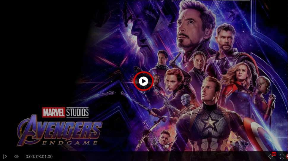 Avengers Endgame 2019 Actors Movie Cinema Tv Series