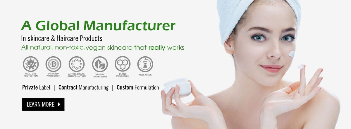 Private Label Skincare Manufacturers - Bo International