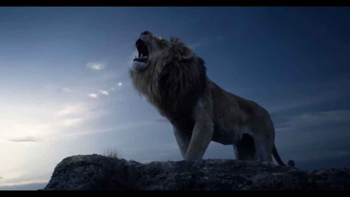 The Lion King 2019 Watch Online Be Prepared The Lion