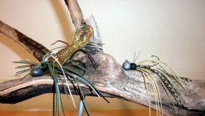Rubber-Jigs Eigenbauten