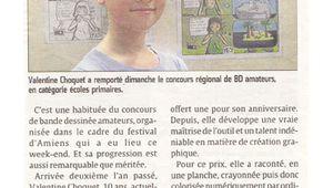 Article de presse 2011