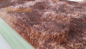 Tiramisu au Chocolat