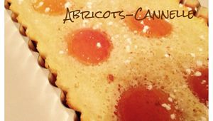 Clafoutis Abricots-Cannelle