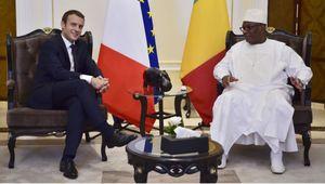 Emmanuel Macron au G5 Sahel : plus d'efficacité