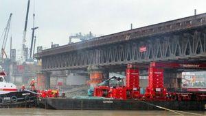 Le pont de fer