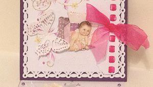 Carte de naissance Ela