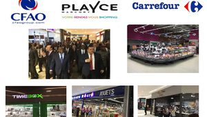 Inauguration du Centre Commercial ‎PLAYCE‬