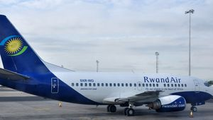 Transport aérien: la compagnie Rwandair lance son vol direct Kigali-Abidjan