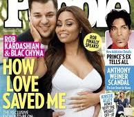 """PHOTO SHOOT VIDEO BLAC Chyna 2016 POSE POUR LES  3 GRAND MAGAZINES """" ELLE"""" PAPER""""& """"PEOPLE"""""""