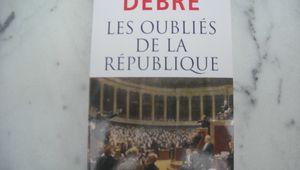 Les oubliés de la République de Jean-Louis Debré