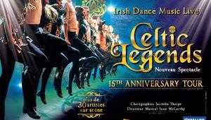 Celtic Legends fête ses 15 ans avec une grande tournée en France en 2017