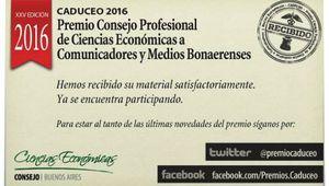 tardecitas Casbenses participa en el Premio Caduceo