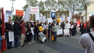 "le 19 octobre 2013, Toulouse ""globalfrackdown2"""