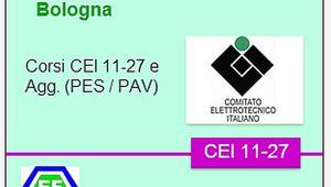 CORSO CEI 11-27, lavori elettrici sotto tensione (PES/PAV).