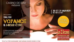 Salon voyance sp cial vendredi 13 voyance premiere - Le salon de la voyance ...