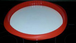 Pour les nuls en démoulage... j'ai testé le moule à Tarte démontable + assiette céramique de Lékué