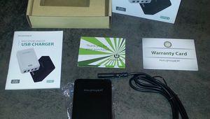 Le chargeur secteur mural 4 ports USB RAVPower