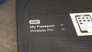 Le disque dur externe 2.0 avec My Passport Wireless Pro de Western Digital