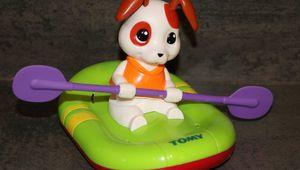 Mon Toutou Paddle de Tomy