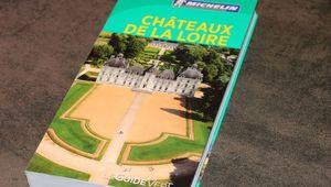 Le Guide Vert Châteaux de la Loire de Michelin