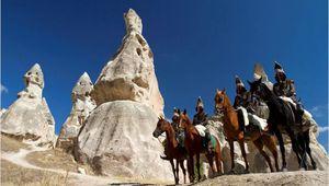 Cappadoce, lieu de tournage pour films internationaux