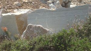 Marbre du Proconnèse ou de Cizique voire de Marmara