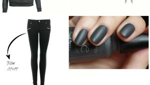 Tenue Rock-Glam !