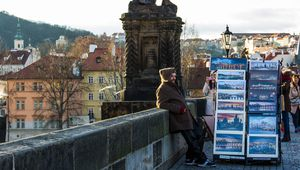 STREET PHOTOGRAPHY : PRAGUE EN COULEURS