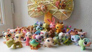 Ma collection de PetShops♥
