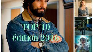 LE TOP 10 des séries - édition 2016