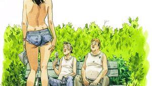 """À propos de """"L'été en pente douce"""" ..."""