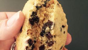 Cookies gourmands au pépites de chocolat