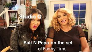 Quencie Thomas Interveiws Salt N Pepa