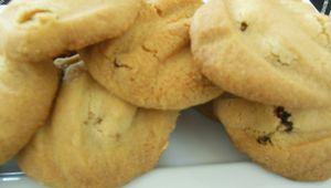 Cookies aux raisins secs !!!