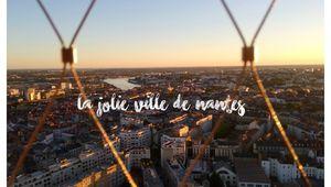 La jolie ville de Nantes