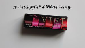 Backtalk, mon Vice Lipstick d'Urban Decay