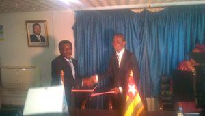 Signature de memorandu entre l'ONU-Habitat et le Togo