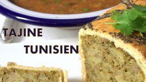 Tajine tunisien en croute