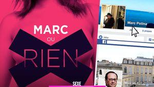 Marc Dorcel lance un défi pour sa fête ! #MarcOuRien
