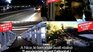 A Nice, le terroriste avait réalisé 11 repérages avant l'attentat ! #fail