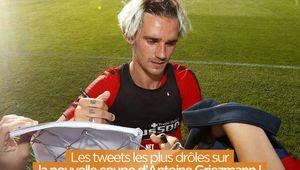 Les tweets les plus drôles sur la nouvelle coupe d'Antoine Griezmann ! #Griezmann