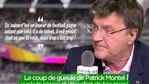 Le coup de gueule de Patrick Montel sur le business du transfert de Neymar ! #Stade2