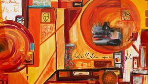 Peinture abstraite / Adulte